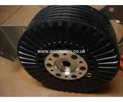 Brushless DC Motor EMRAX228 Low Voltage+Controller