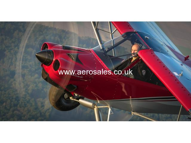 CubCrafters Carbon Cub EX Built Kit ex demo for sale Wroclaw - Aero