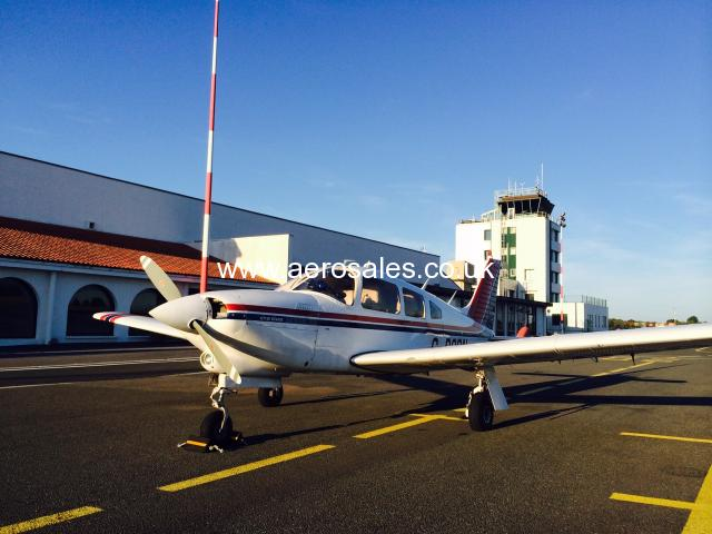 1977 Piper PA-28R-201T Arrow III For Sale