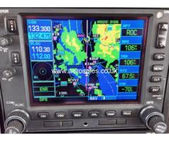 Garmin GNS 530W is a nice 14/28 Volt unit with the latest software.