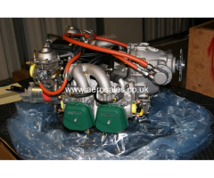 Rotax 912 ULS 100 HP new engine