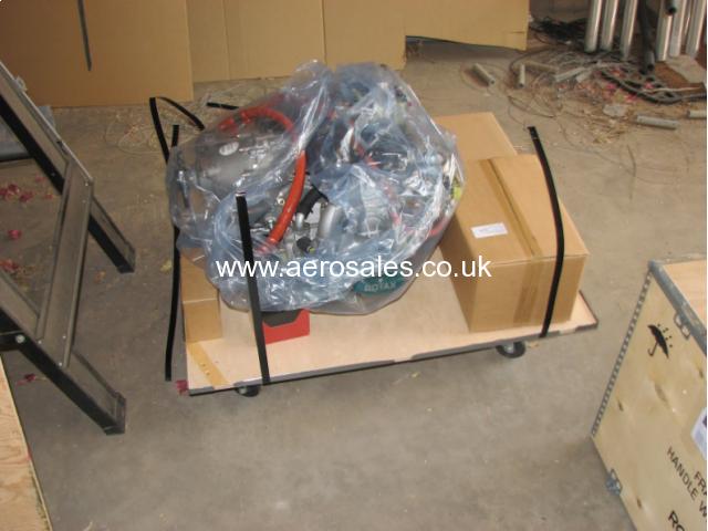 New Rotax 912 Uls 100Hp
