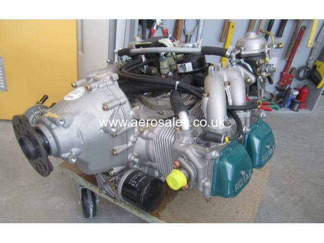 Fairly Used Rotax 912 uls with 100HP