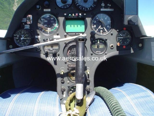 Glider VENTUS B / 16.6 CH-1741