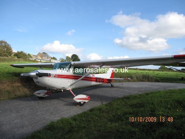 1977 CESSNA A150M AEROBAT TEXAS TAILDRAGGER - Aero Sales - Buy, Sell ...