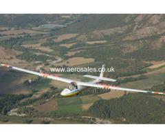 Two seater glider CARMAM Morelli M-200