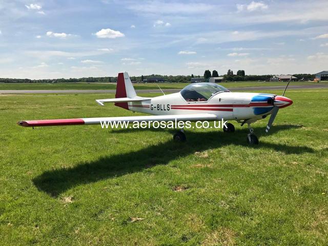 Slingsby T67B (Aerobatic) *G-BLLS*