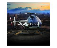flyARGO AK1-3 - Best Ultralight helicopter