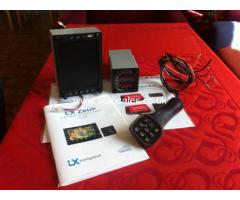 LX ZEUS 5.5 With Flarm Red Box IGC Logge