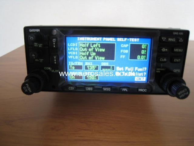 Garmin GNS-430W
