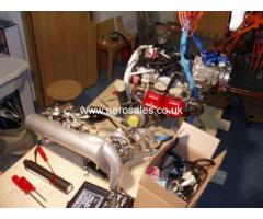 115 HP Rotax 914 Engine