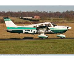 PA 28 181 Archer II share High Wycombe (Booker) G-JANT
