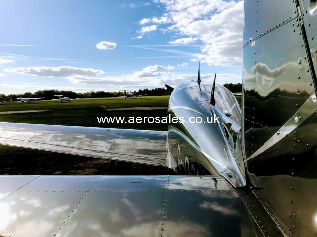 1/4 Share Mooney M20J 201 - Denham based