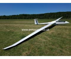 Gliders - Aero Sales - Buy, Sell & Rent Aircraft in UK & Europe