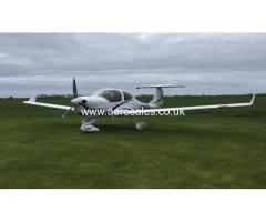 Diamond DA40 non-equity shares Redhill Aerodrome