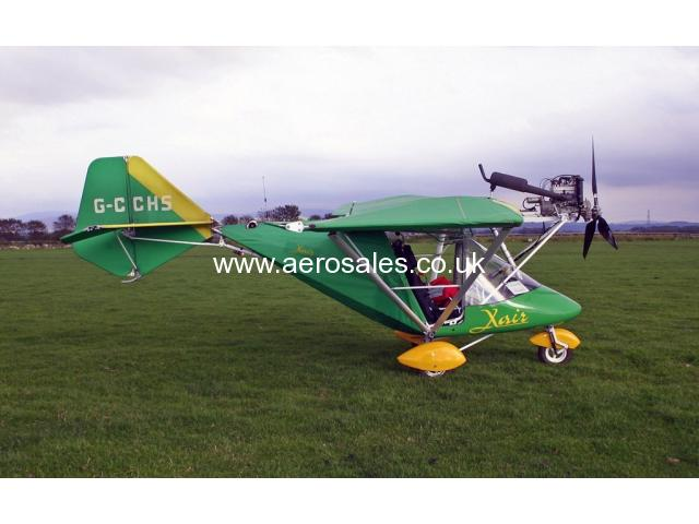 X'Air 582 Permitted October 2019