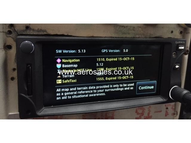 Garmin GTN-625 GPS
