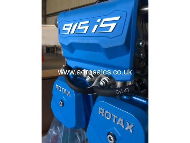 NEW Rotax 915 iS engine!!!
