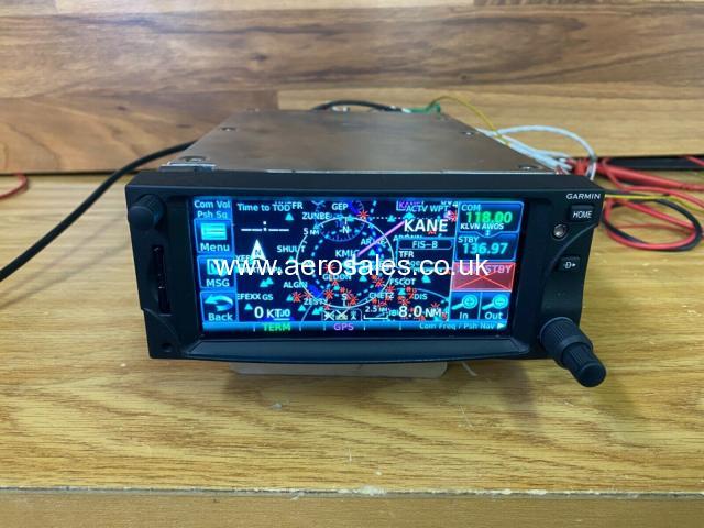 GARMIN GTN 650 WAAS IFR/GPS/NAV/COM