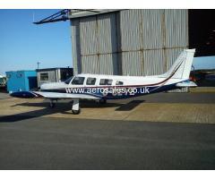 PA32 PIPER LANCE £65,000