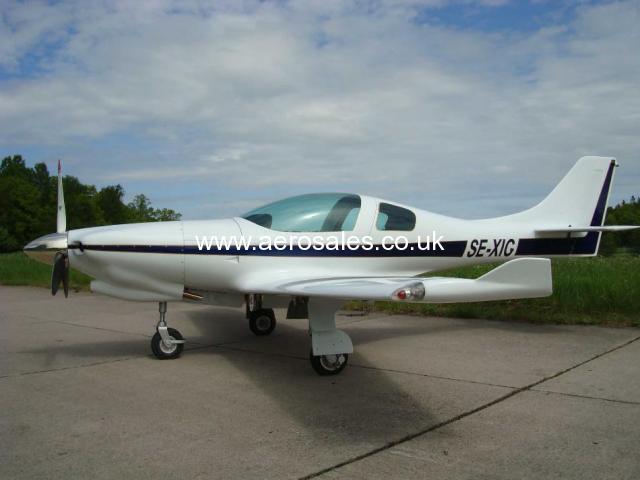 OUTSTANDING IFR-LANCAIR 235/320 - TT