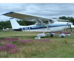 REIMS CESSNA 172H FOR SALE AT £19,500