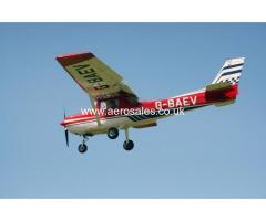 CESSNA 150L AEROBAT G-BAEV FOR SALE.€23,000