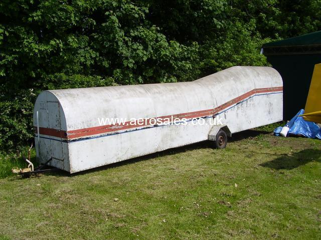 Glider and Trailer for Sale