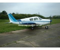 PA28 SHARES AVAILABLE IN NEW GROUP AT NORTH WEALD