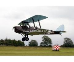 1/4 SHARE IN TIGER MOTH
