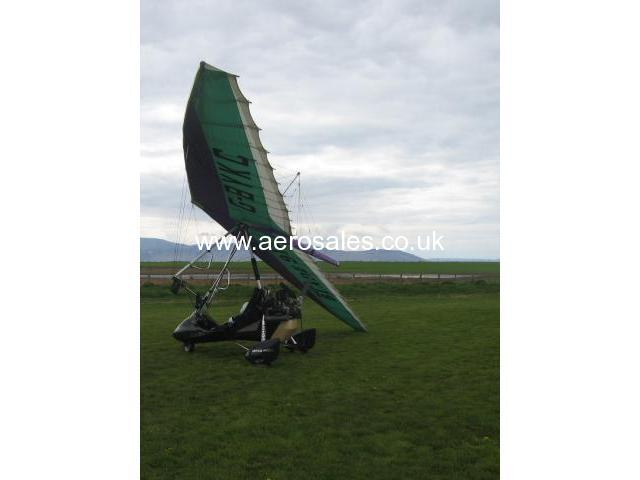 THIRD SHARE IN BLADE 912 BASED IN CENTRAL SCOTLAND