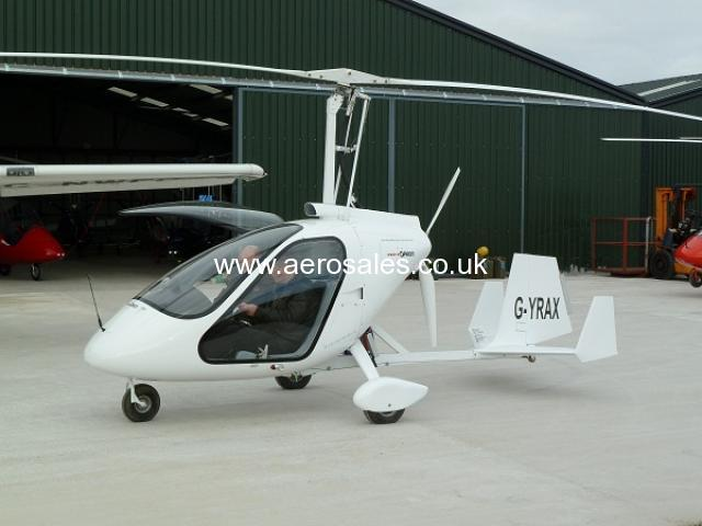 M24 GYRO. £19,950 QUARTER SHARE. NORTH WEST