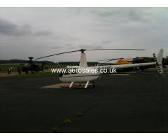 ROBINSON R44 HELICOPTER RENTAL