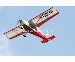 1/6 SHARE IN A 582 SKYRANGER OLD WALDEN AIRFIELD