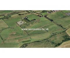GRASS AIRSTRIP IN WEST LOTHIAN WITH PARKING SPACE