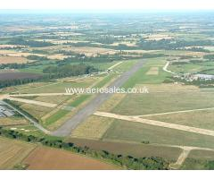 AIRCRAFT PARKING AVALIABLE, OXFORDSHIRE £93.49 PCM