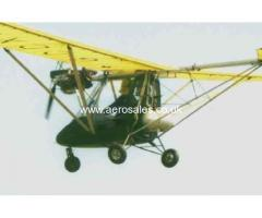LEARN TO FLY IN A CLASSIC MICROLIGHT