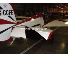 TIPSY NIPPER G-CCFE - AEROBATIC + SPARE ENGINE