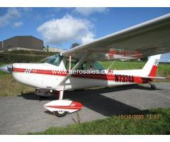 1977 CESSNA A150M AEROBAT TEXAS TAILDRAGGER - Aero Sales - Buy, Sell & Rent Aircraft in UK & Europe